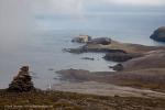 Bjørnøya, Bear Island, Bäreninsel: Miseryfjellet