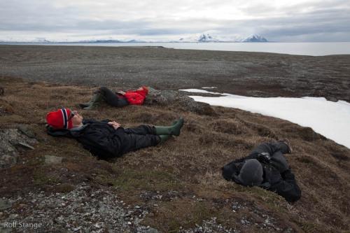 Day 10 - Alkhornet, Barentsburg