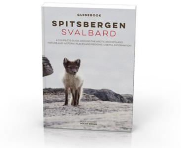 Guidebook Spitsbergen-Svalbard