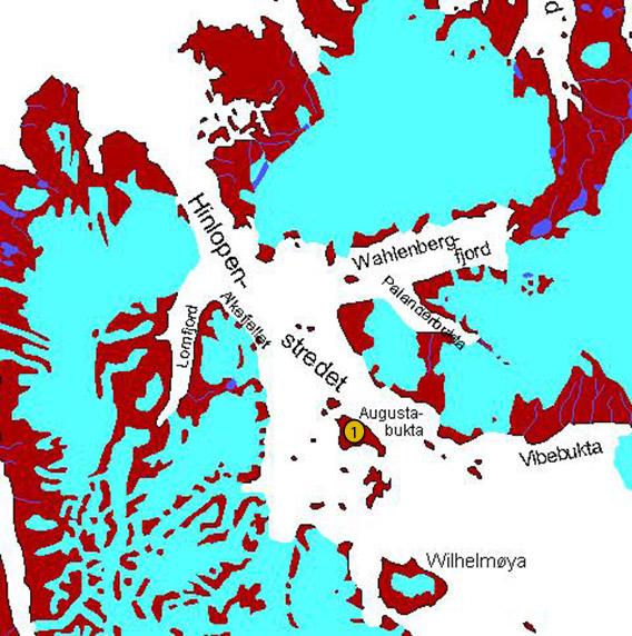 Panoramas Hinlopen Strait